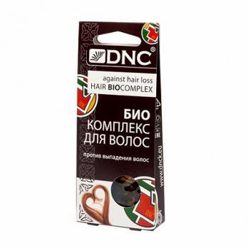 DNC Биокомплекс против выпадения волос 3х15мл